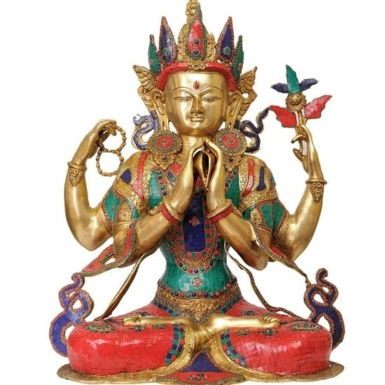 Depictions of Bodhisattva in different cultures