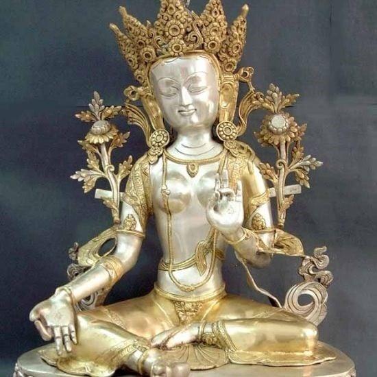 Green Tara: The mother of liberation