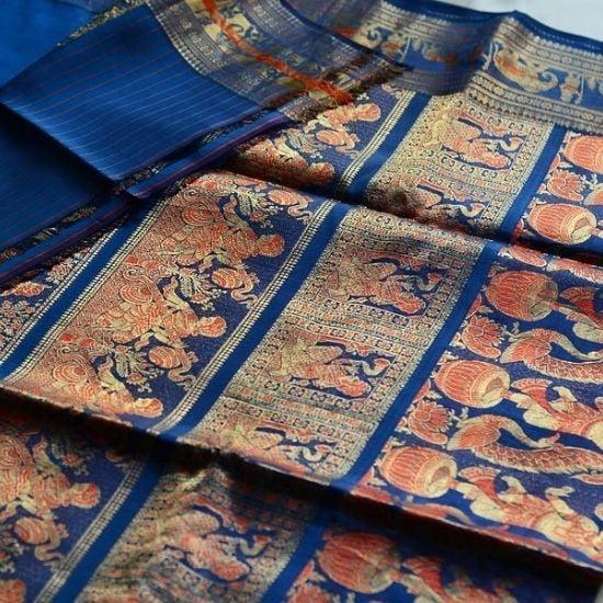 Baluchari Art – Intricate Weaves and Visual Narratives