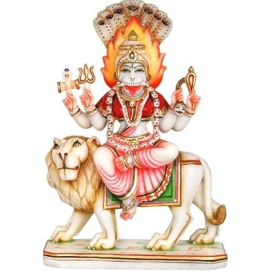 Pratyangira Devi – The Hindu Goddess of Ceaseless Power and Vigour