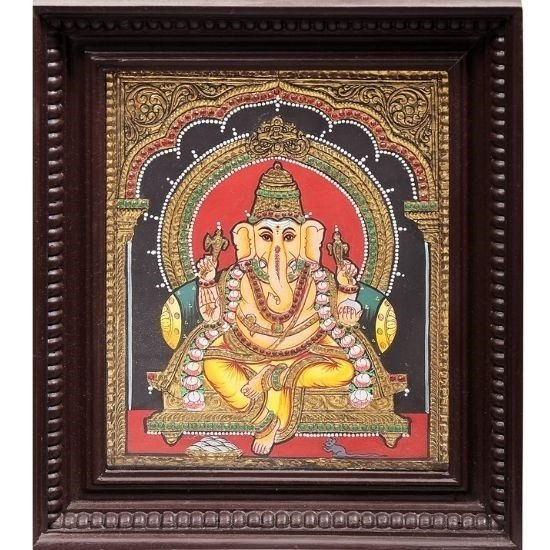 The Legacy of an Ancient Art; Tanjore Paintings