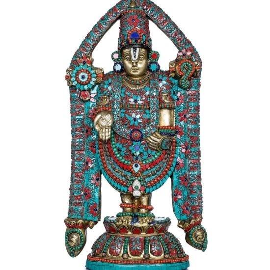 Sri Balaji Venkateshwara 'the King' – The Deity of Miracles