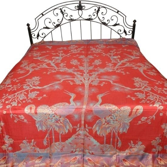10 Must-Have Traditional Handmade Bedspreads from India