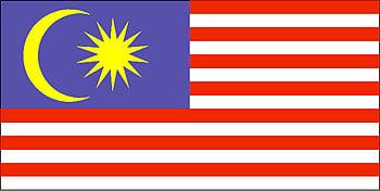 The Flag of Malaysia