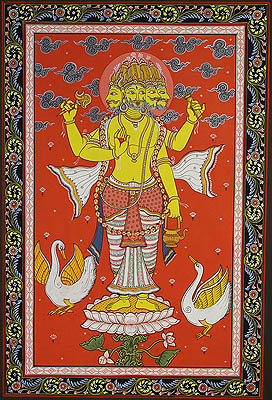 Lord Brahma, The Creator of the universe