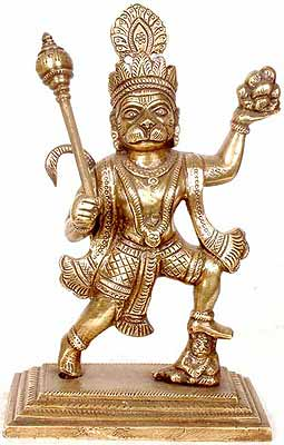Hanuman – The Remover of Unfavourable Astrological Influences