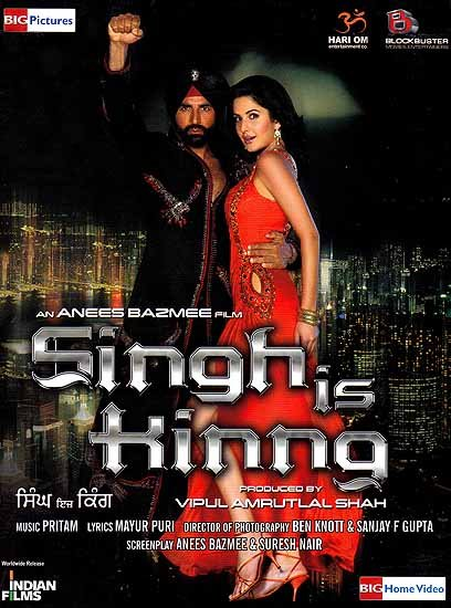 Singh Is Kinng Movie Dialogues (Famous Filmy Quotes)
