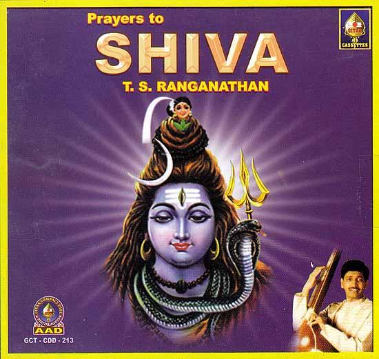 Prayers To Shiva (Audio CD