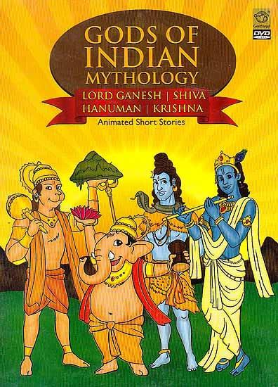 Gods of Indian Mythology (Animated Short Stories) (DVD)