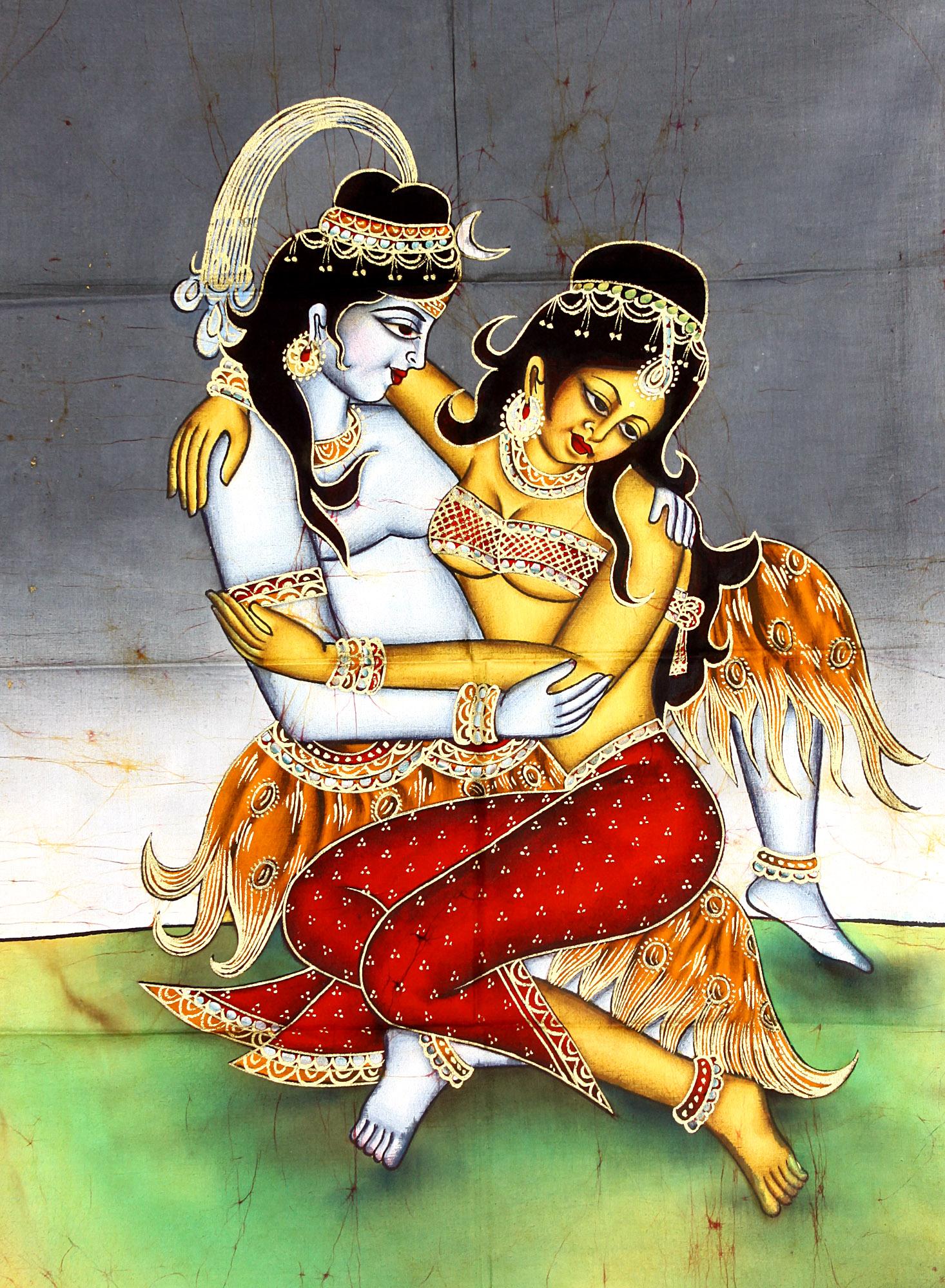 Shiva Parvati-5461