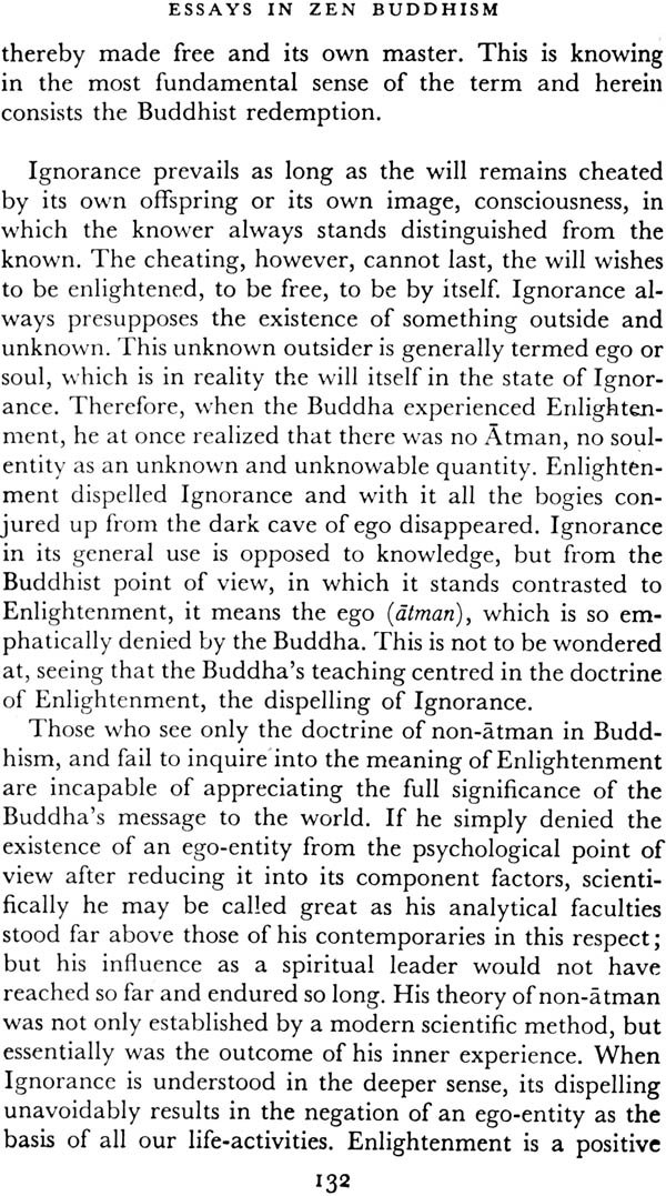 Essay about buddhism