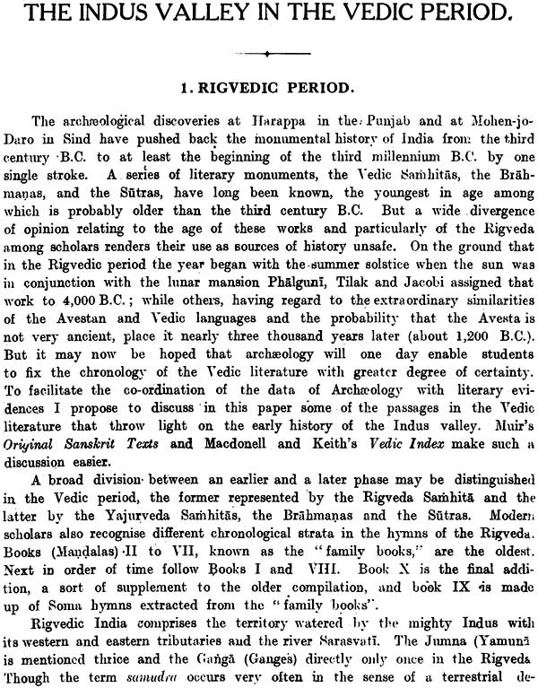 literature research paper ancient india the vedic period essay This period in the ancient indian history has been regarded as vedic period which is the time when vedic sanskrit texts were composed in india the depth of context and content provided by the vedic literature has attracted great explorers and later missionaries to rediscover the essence of.