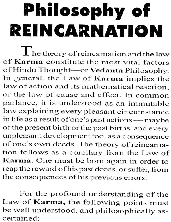 an essay on biological death and reincarnation We usually define it in physiological terms as the cessation of biological jp beyond death: exploring the evidence for immortality wipf an essay concerning.