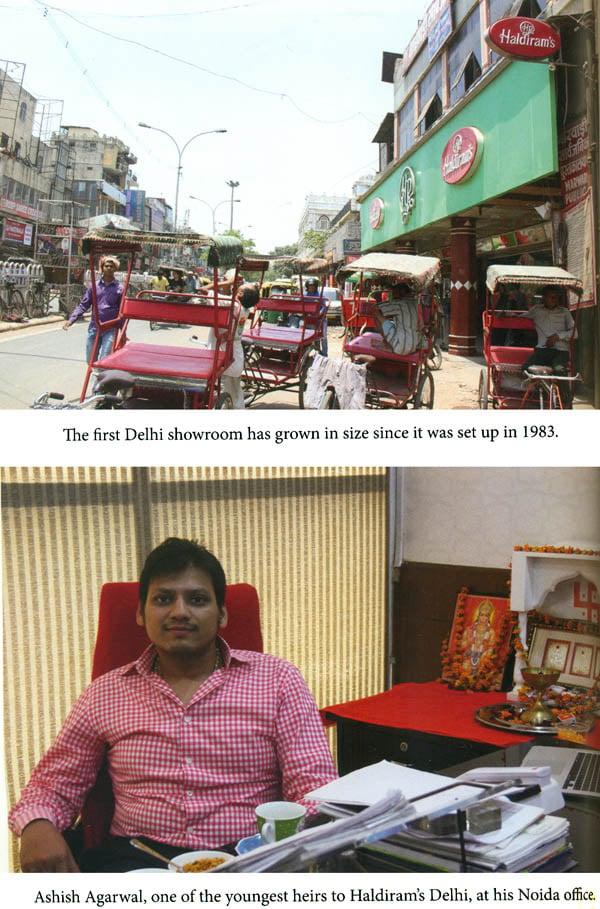 Bhujia Barons - The Untold Story of How Haldiram Built a ₹ 5000 Crore Empire