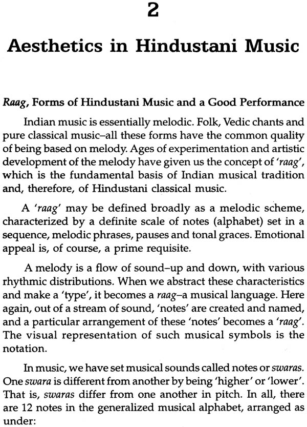 The Role Of Criticism In Hindustani Music