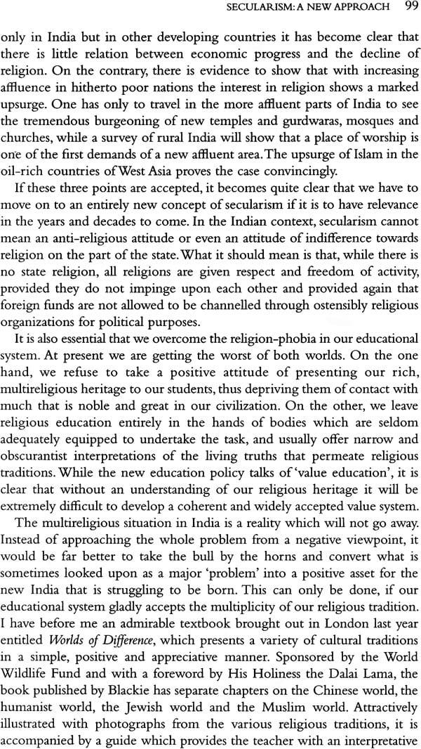 Essay, term paper, research paper: Religion