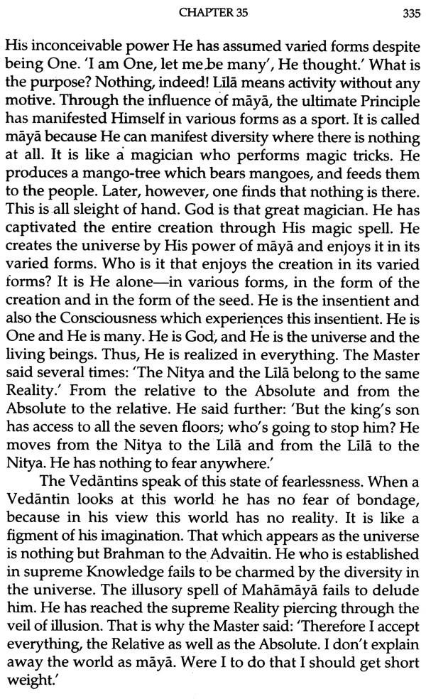 gospel of sri ramakrishna pdf