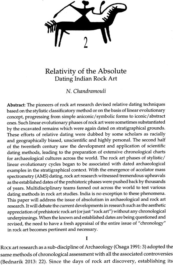 PDF) Rock Art Dating Rock Art