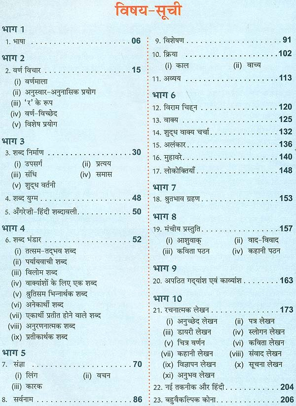 Best Hindi Grammar Book Pdf