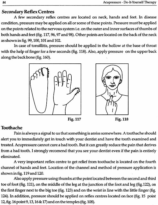 Acupressure do it yourself therapy look inside the book solutioingenieria Images