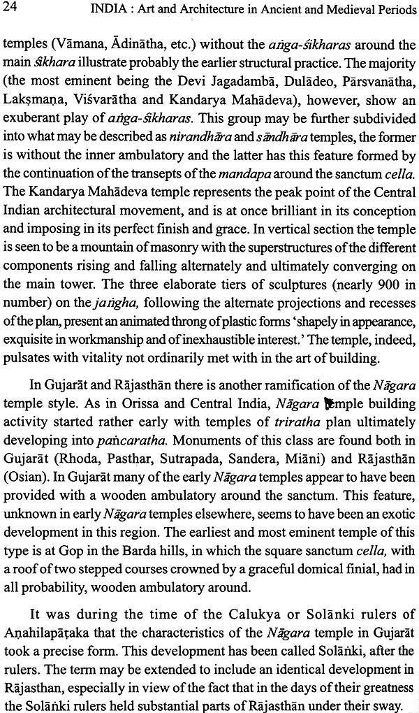 india art and architecture in ancient and medieval periods