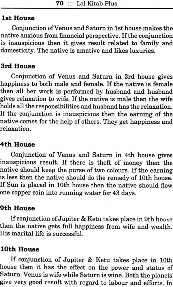 Lal Kitab Plus - With Varshphal, Palmistry Vastu and Remedies (Set of Two  Volumes)