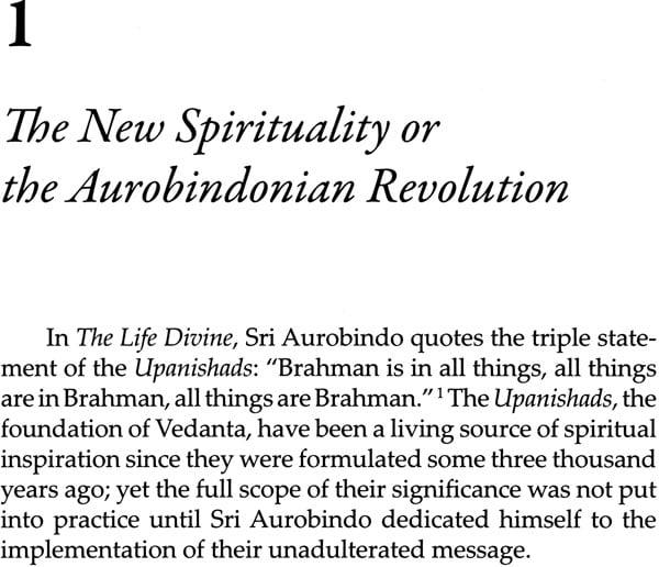 The New Spirituality