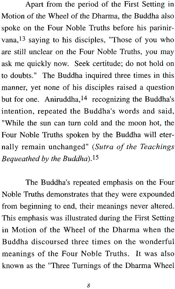 the four noble truths book pdf
