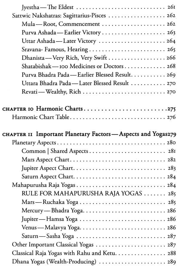 Yoga and Vedic Astrology (Sister Science of Spiritual Healing)