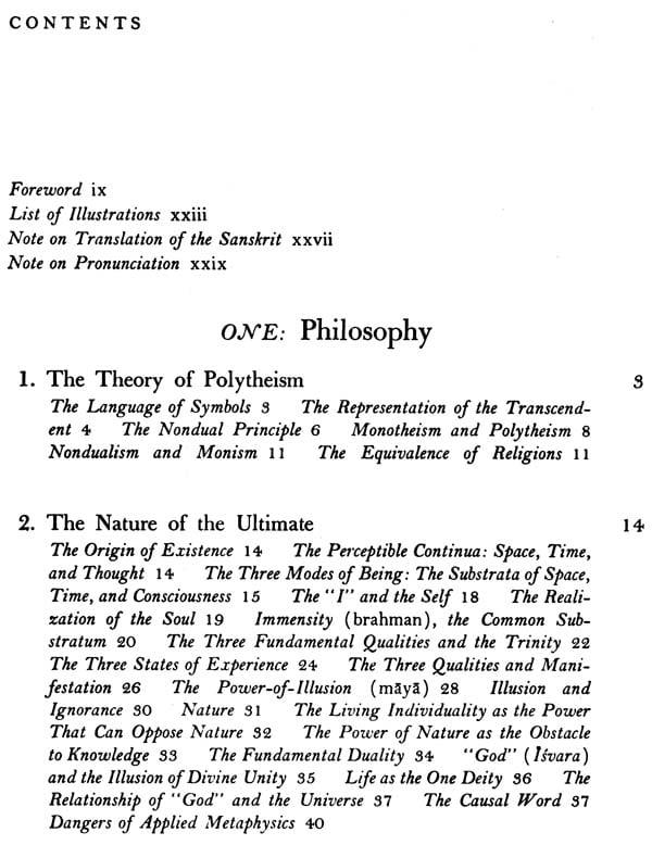 hindu polytheistic