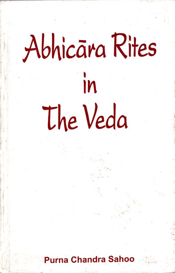 Abhicara Rites in The Veda