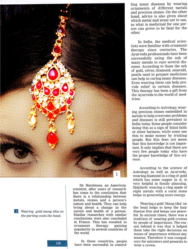 Jewellery (A Scientific Study of Social Traditions)