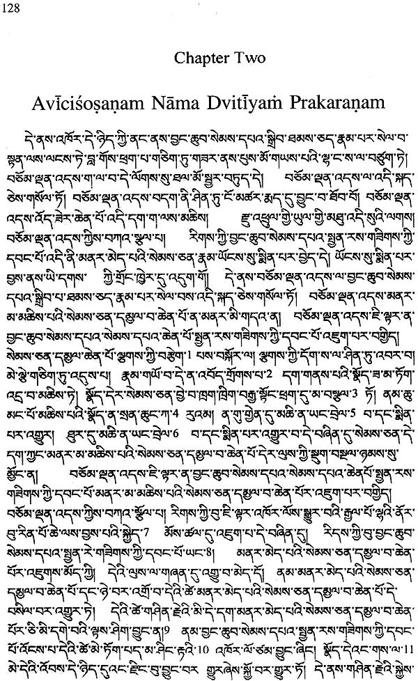karandavyuha sutra a bi lingual critical edition for the first time