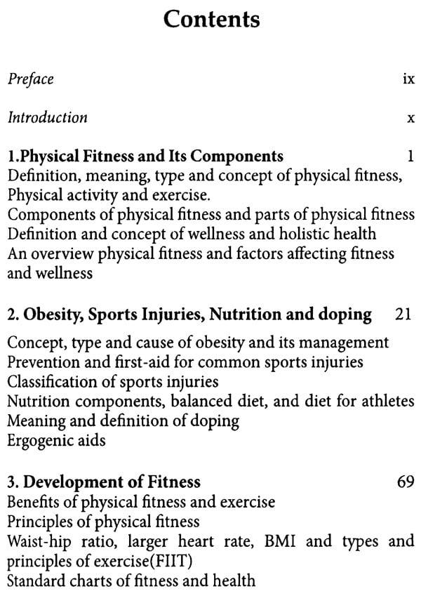 Handbook of Health & Fitnes