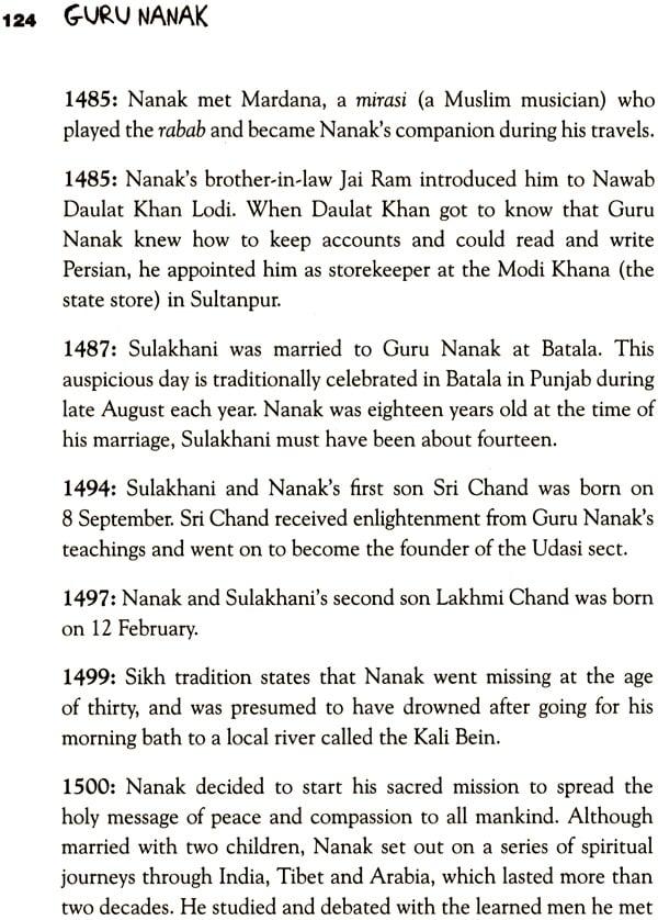 Guru Nanak - The Thinker and The Poet