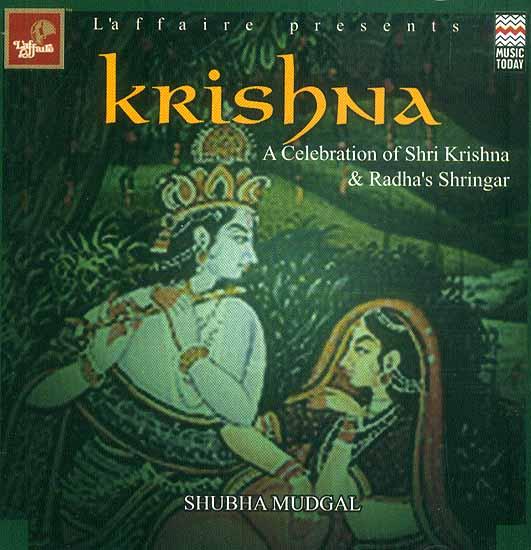 A Celebration of Shri Krishna & Radha's Shringar (Audio CD)