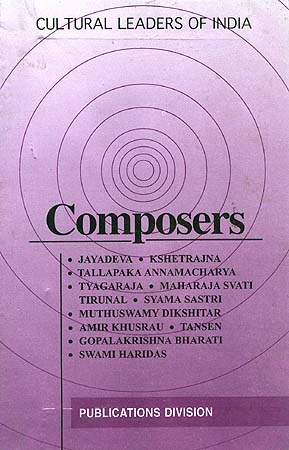 Composers: Cultural Leaders of India