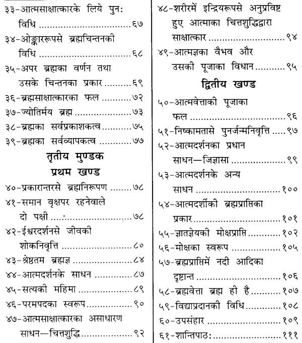 mundaka upanishad in hindi pdf