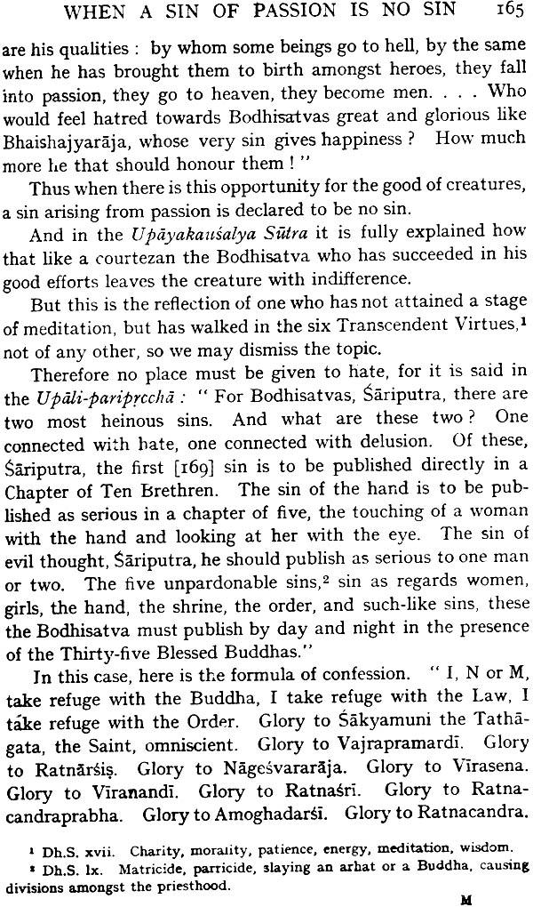 Moral Theory in Santideva's Siksasamuccaya : Cultivating the Fruits of Virtue