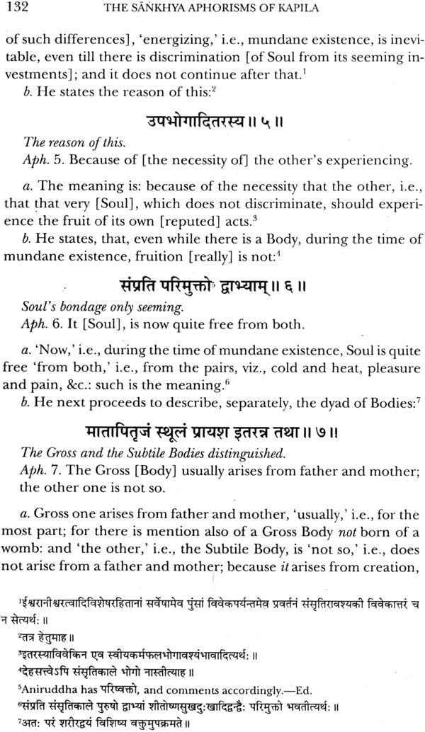 sankhya darshan