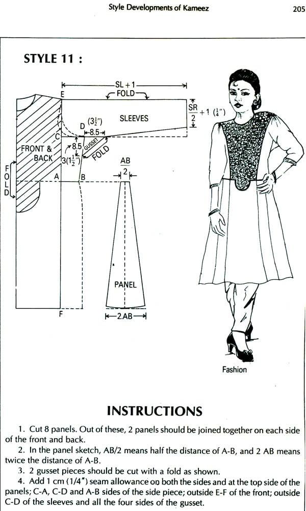 Zarapkar system of cutting book