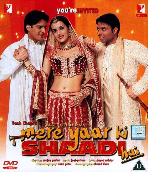 Image result for mere yaar ki shaadi hai poster