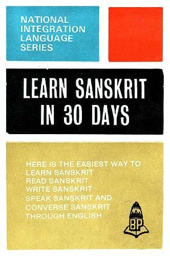 Sanskrit Learning Books Pdf