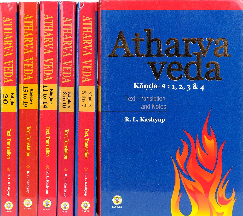 Atharva Veda Sanskrit Text English Translation And Explanaotry Notes