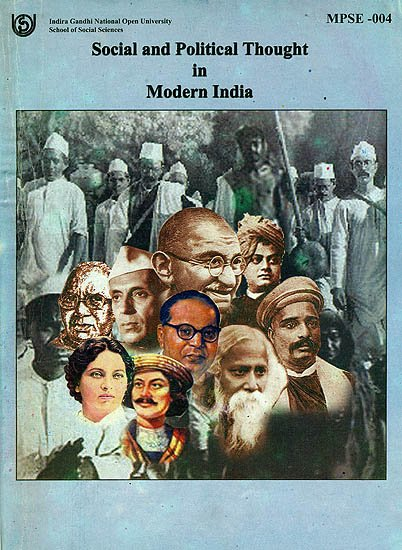 what is indian political thought