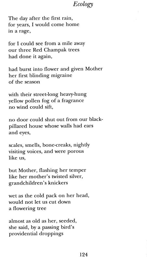 ak ramanujan poems