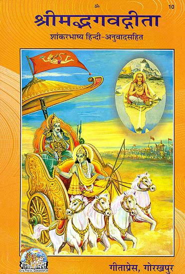Bhagvat Geeta Book