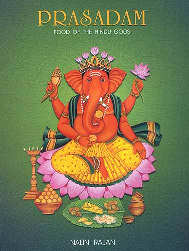 Prasadam Food Of The Hindu Gods