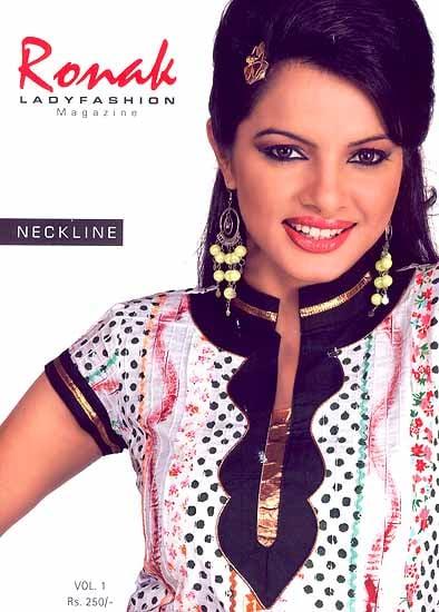 Ronak Lady Fashion Magazine Necklines
