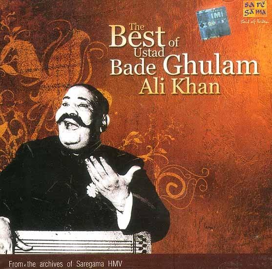 ghulam ali khan biography